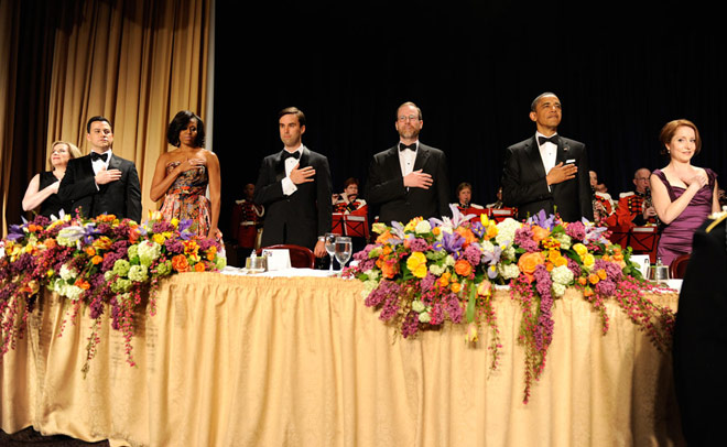 WHCA Dinner 1